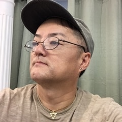 54 years old man